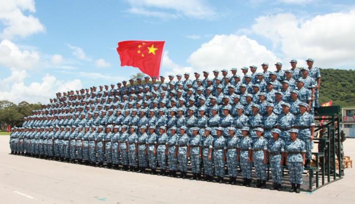香港青少年軍事夏令營
